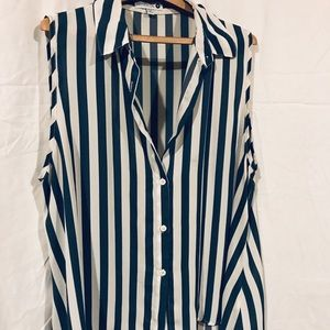 Collared Blouse cotton on